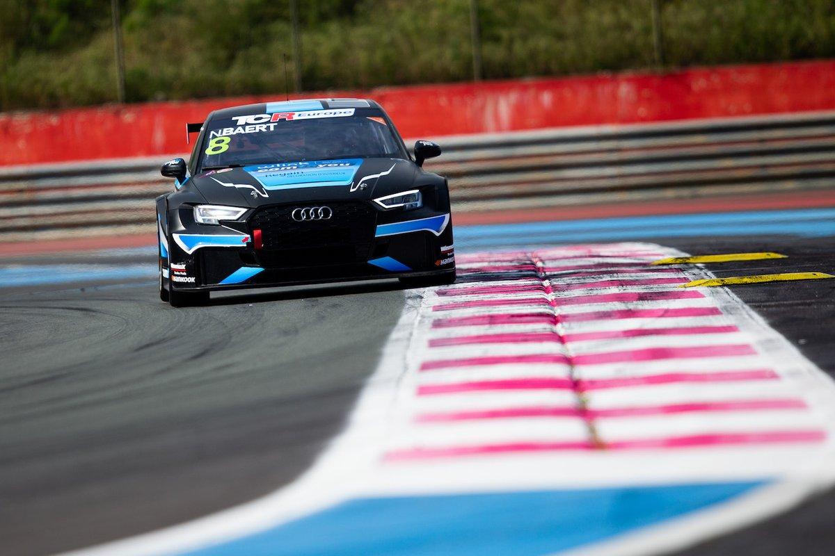 Nicolas Baert, Comtoyou Racing, Audi RS 3 LMS TCR
