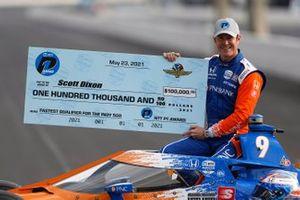 Indy-500-Polesitter 2021: Scott Dixon, Chip Ganassi Racing Honda