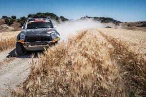#219 X-Raid Team Mini All 4 Racing: Laia Sanz, Daniel Oliveras Carreras