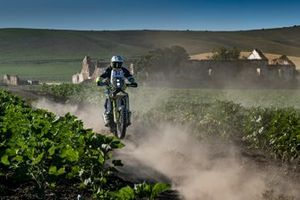 #33 Twintrail Racing Team KTM 450 Rally Replica: Carles Falcon