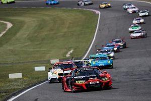 #24 Lionspeed by Car Collection Motorsport Audi R8 LMS GT3: Lorenzo Rocco, Patrick Kolb, Patric Niederhauser, Milan Dontje