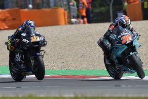 Garrett Gerloff, Petronas Yamaha SRT, Luca Marini, Esponsorama Racing