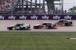 Tommy Joe Martins, Martins Motorsports, Chevrolet Camaro AAN Adjusters, Tyler Reddick, Jordan Anderson Racing, Chevrolet Camaro Bommarito Automotive Group