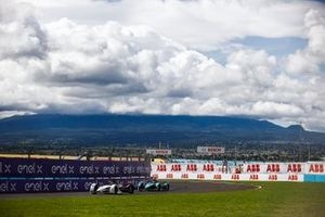 Andre Lotterer, Tag Heuer Porsche, Porsche 99X Electric, Mitch Evans, Jaguar Racing, Jaguar I-TYPE 5