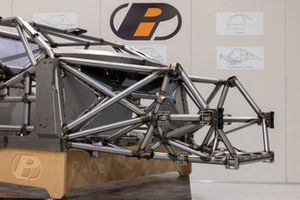 Pace Innovations Gen3 prototype Ford Mustang Supercars chassis