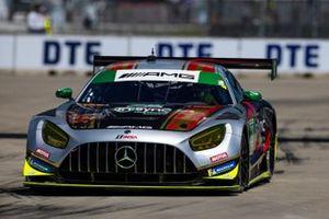 #28 Alegra Motorsports Mercedes-AMG GT3, GTD: Michael de Quesada, Daniel Morad