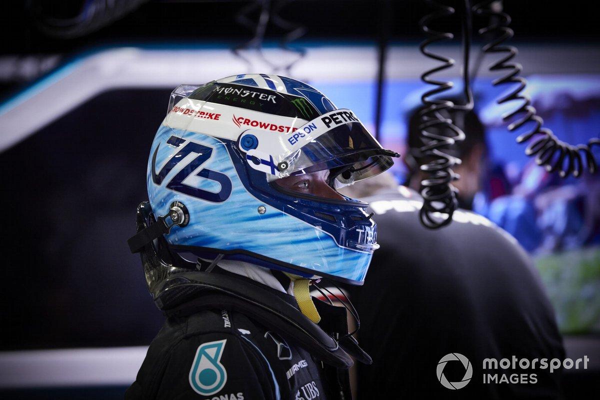 Valtteri Bottas, Mercedes