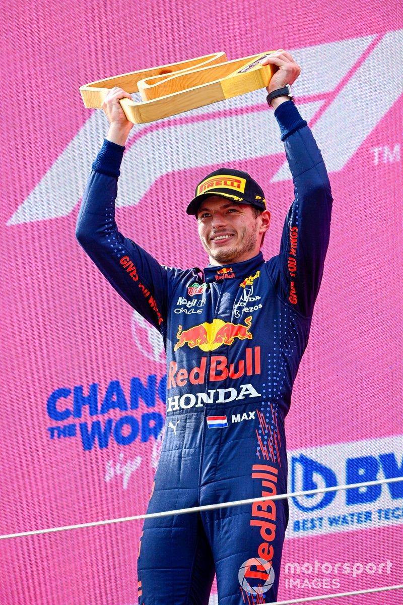 Podio: tercer lugar Lando Norris, McLaren
