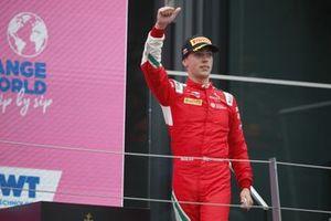 3rd Position, Olli Caldwell, Prema Racing