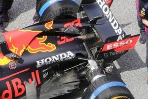 Red Bull Racing RB16B rear