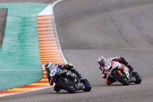 Manuel Gonzalez, Yamaha ParkinGO Team, Randy Krummenacher, EAB Racing Team