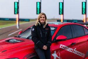 Michela Cerruti, Romeo Ferraris, Alfa Romeo Giulia ETCR