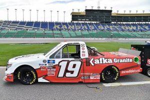 Derek Kraus, McAnally Hilgemann Racing, Toyota Tundra KAFKA GRANITE