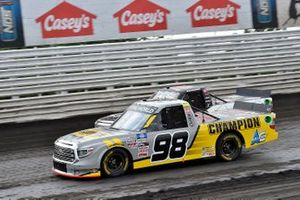 Grant Enfinger, ThorSport Racing, Toyota Tundra Champion / Curb Records
