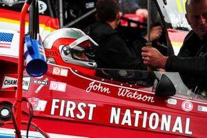 John Watson, Penske Cosworth PC4