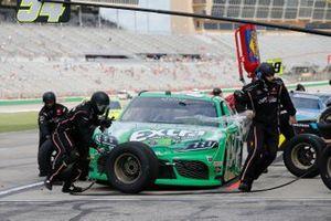 Kyle Busch, Joe Gibbs Racing, Toyota Supra Extra Gum