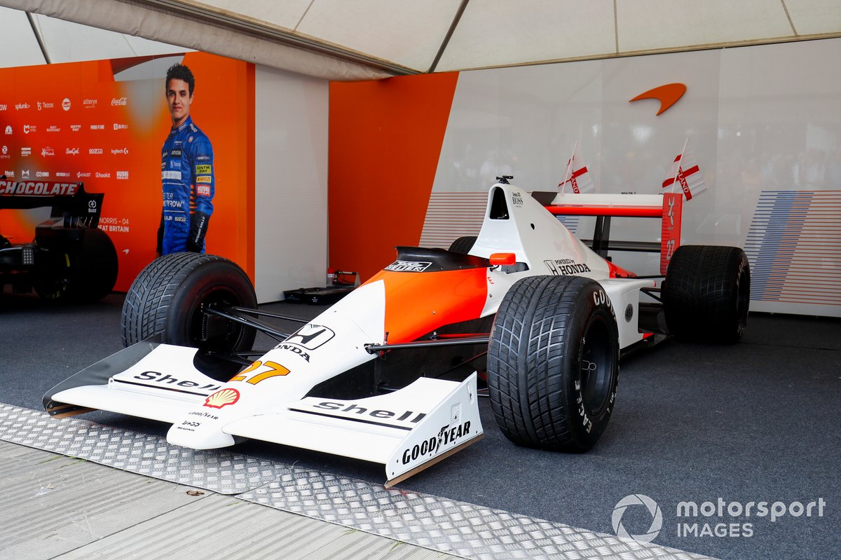 McLaren-Honda MP4/5B