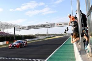 #25 RS Racing, Ferrari 488 GT3 Evo: Daniele Di Amato vince Gara1