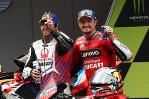 Johann Zarco, Pramac Racing, Jack Miller, Ducati Team