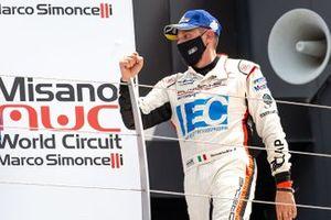 Podio: Davide Scannicchio, ZRS Motorsport