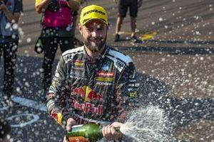 Race winner Shane van Gisbergen, Triple Eight Race Engineering