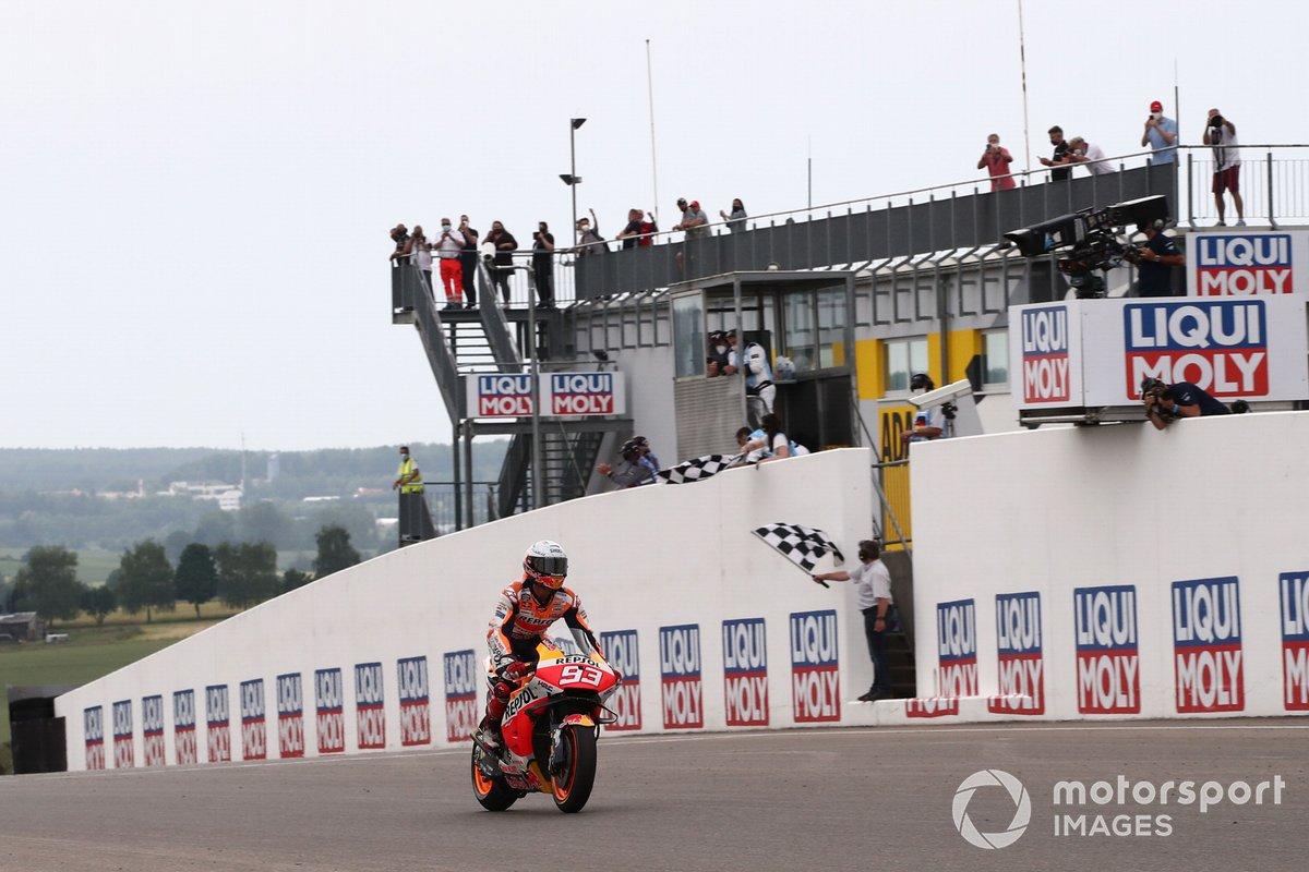 Ganador Marc Márquez, Repsol Honda Team