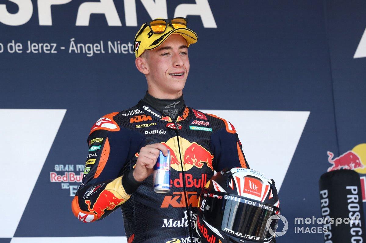 1. Pedro Acosta, Red Bull KTM Ajo