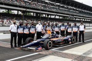 Takuma Sato, Rahal Letterman Lanigan Racing Honda, team