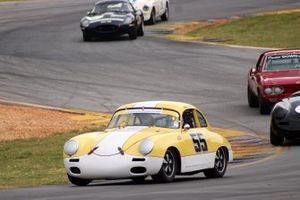 Perry Tennell, 1961 Porsche 356B cpe 1610