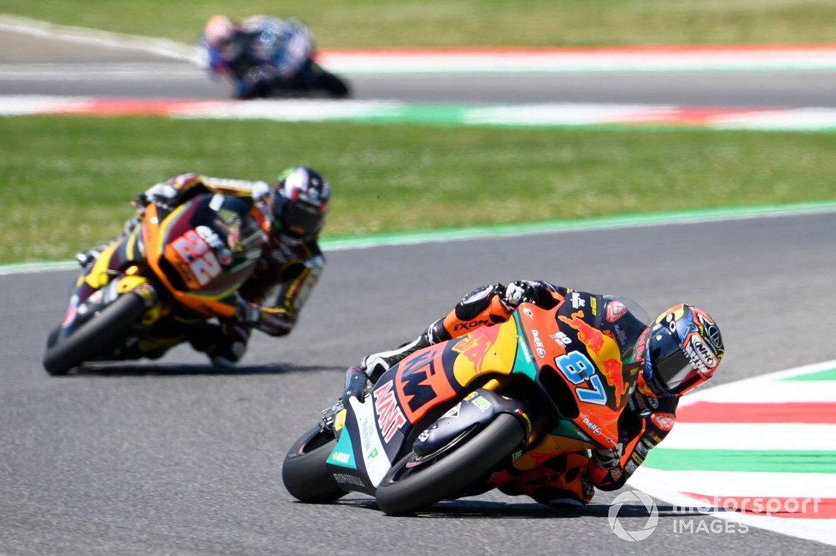 Remy Gardner, Red Bull KTM Ajo,