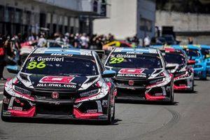 Esteban Guerrieri, Munnich Motorsport, Honda