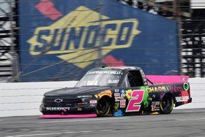 Sheldon Creed, GMS Racing, Chevrolet Silverado Chaos & Kindness