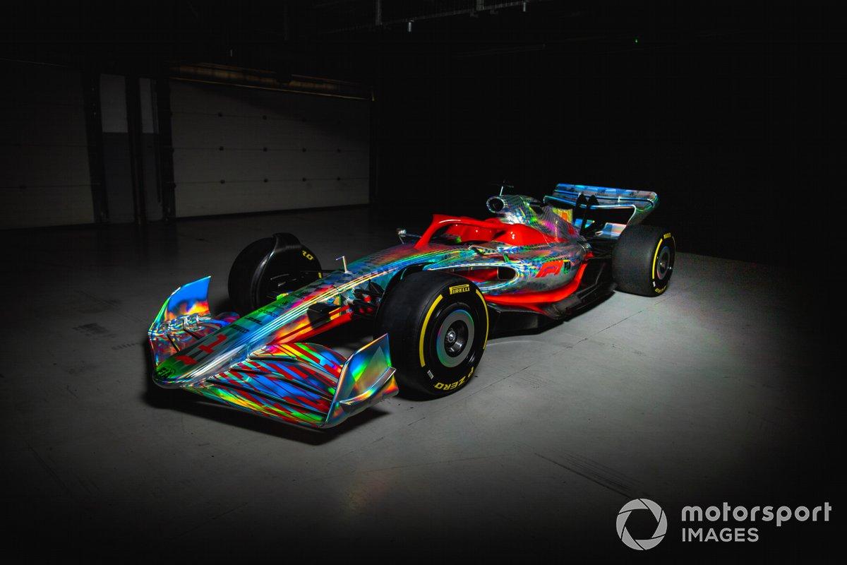 2022 F1 Car-5