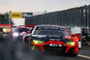 #24 Lionspeed by Car Collection Motorsport Audi R8 LMS GT3: Lorenzo Rocco, Patrick Kolb, Mattia Drudi, Milan Dontje