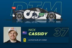 Nick Cassidy, AF Corse