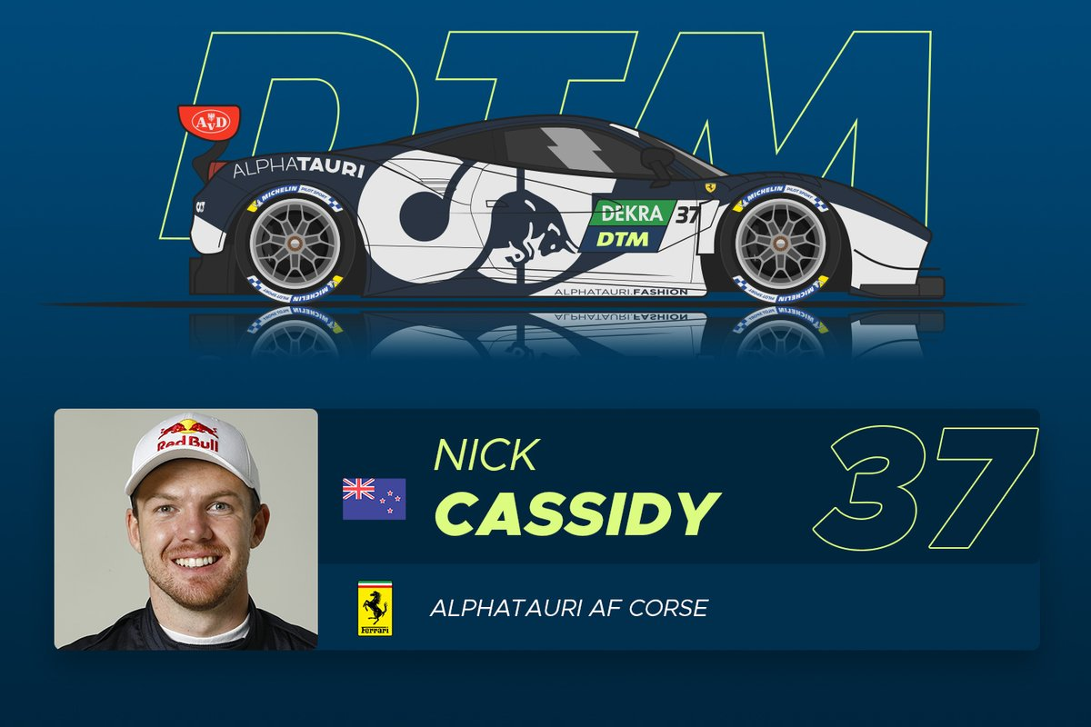 #37 Nick Cassidy (26) - Ranking: ******** (8 Sterne)