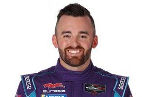 #51 RWR-Eurasia Ligier LMP2: Austin Dillon