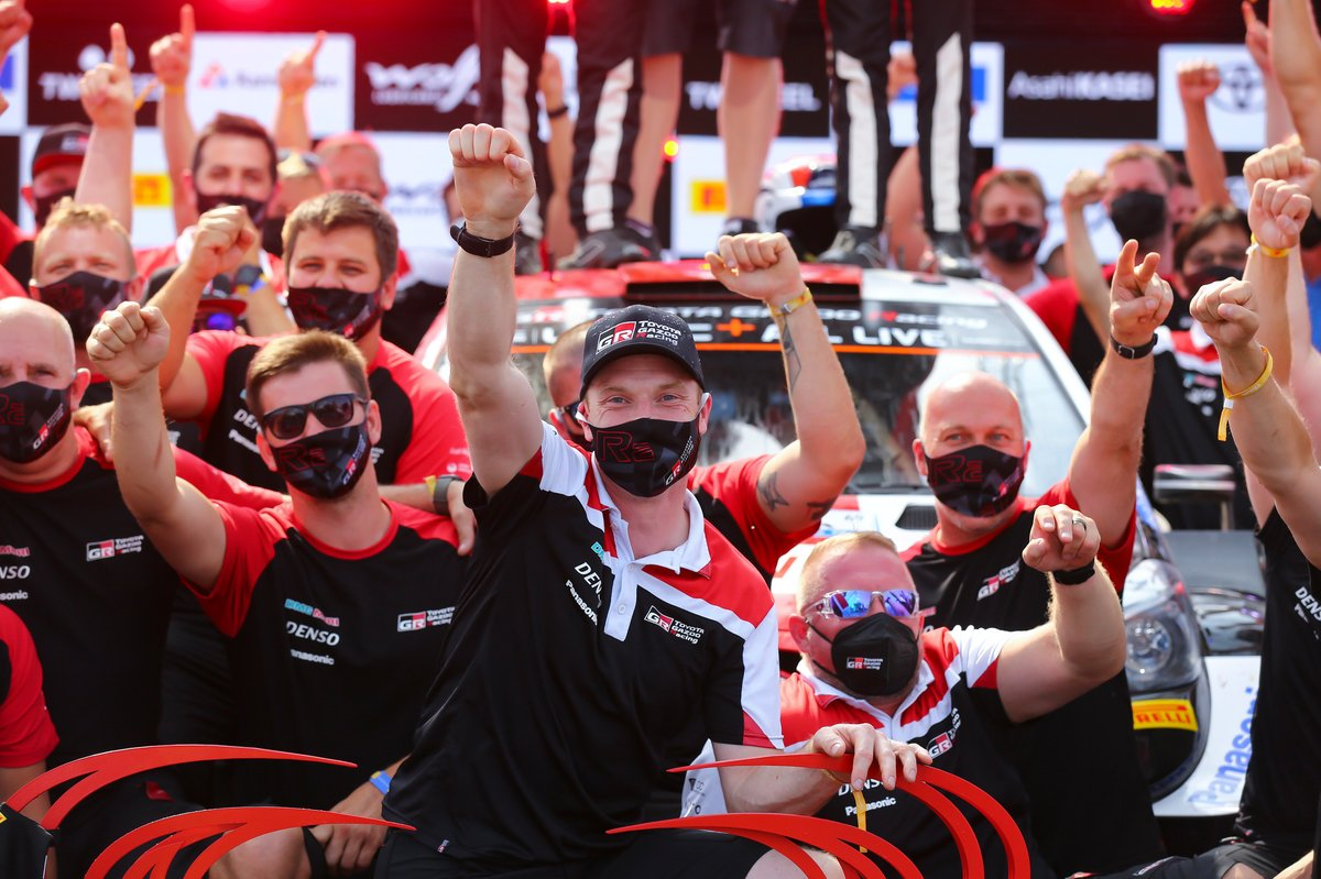 Jari-Matti Latvala, Director Toyota Gazoo Racing