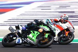 Raffaele De Rosa, Orelac Racing VerdNatura, Randy Krummenacher, EAB Racing Team