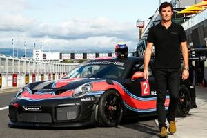 Mark Webber, Porsche 911 GT2 RS Clubsport