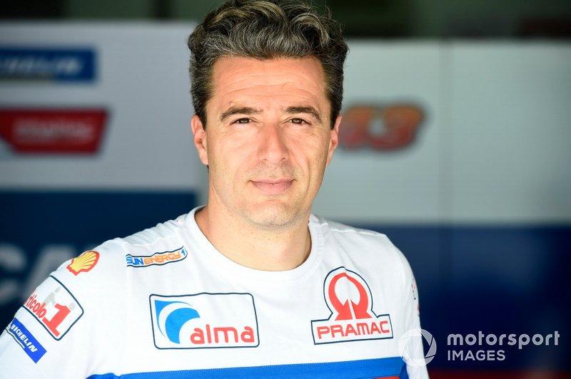 Frencesco Guidotti, Team Manager Pramac Racing