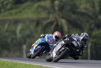 Miguel Oliveira, Red Bull KTM Tech 3, Alex Rins, Team Suzuki MotoGP