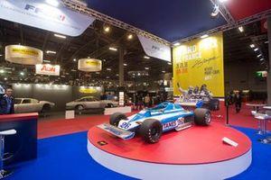 La Ligier JS7 de Jacques Laffite