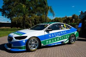 Автомобиль Holden Commodore ZB Ника Перката, Brad Jones Racing