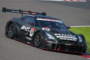 #24 Kondo Nissan GT-R: Jann Mardenborough, Mitsunori Takaboshi