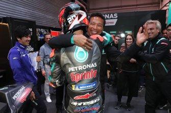 Fabio Quartararo, Petronas Yamaha SRT, Razlan Razali, Petronas Yamaha SRT