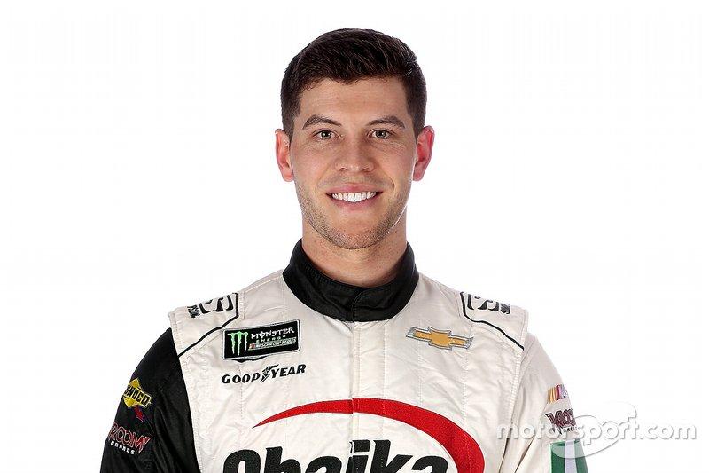 Tanner Berryhill, Obaika Racing Toyota