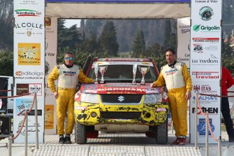 Alfio Bordonaro, Marcello Bono, Cram Racing Team