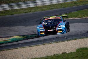 #14 MRS GT-Racing BMW M6 GT3: Jens Klingmann