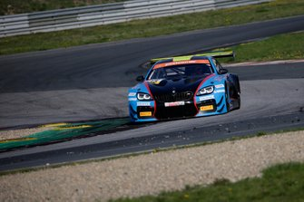 #14 MRS GT-Racing BMW M6 GT3: Jens Klingmann